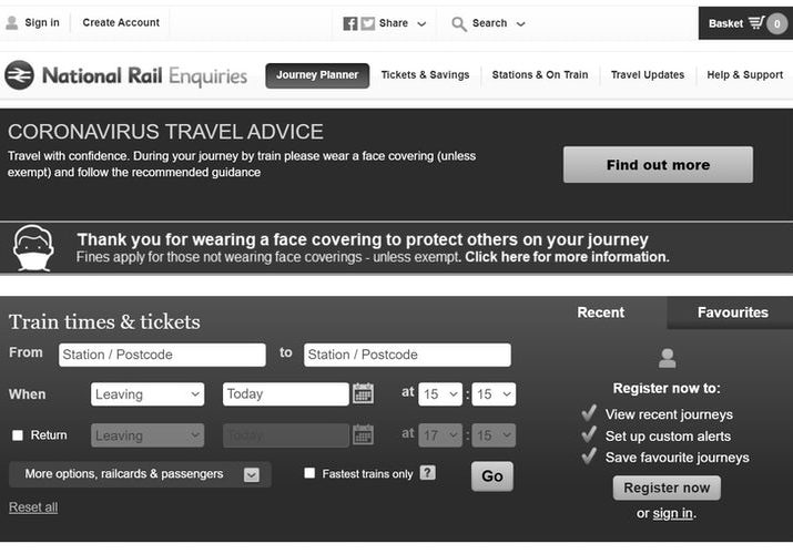 lessons from national rail